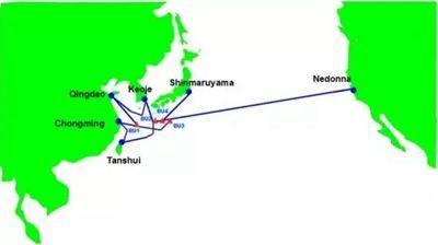 德阳联通:跨太平洋直达海底光缆系统完成100G扩容,大幅提升亚太带宽