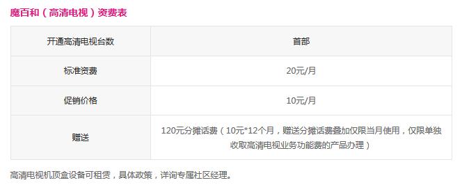 魔百和(高清电视)资费表.png