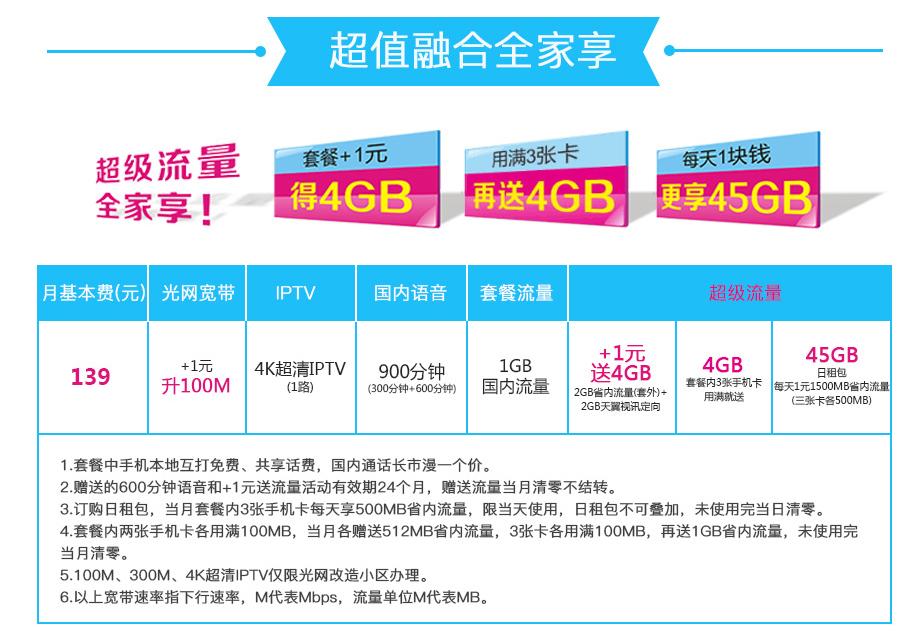 汉中4G融合光宽139套餐资费详情.png