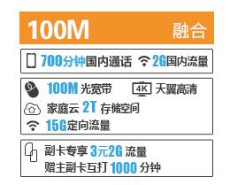 大兴安岭宽带资费100M融合套餐79档.png