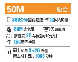 大兴安岭宽带资费50M融合套餐59档.png