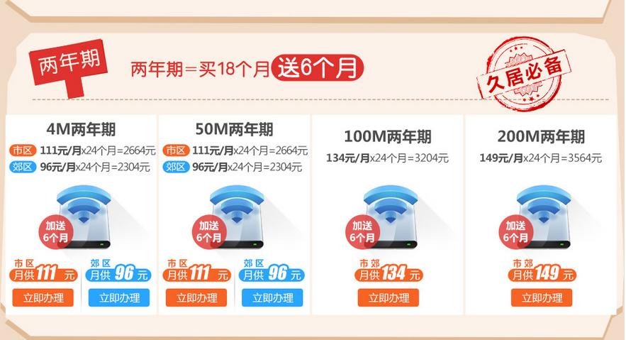 青海海南联通两年期宽带资费.png