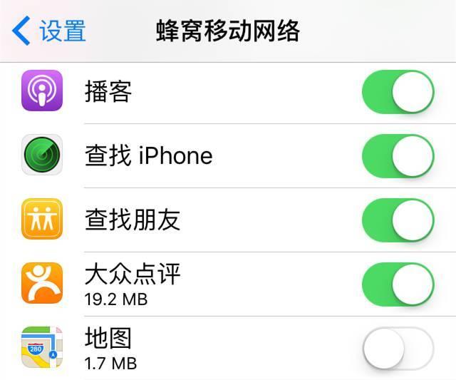 iPhone又偷跑300M流量,原来是这些设置错了!.jpg
