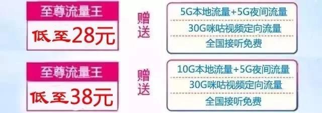 【流量天王卡】18元可得6G流量,还有更多惊喜等你来领!5.jpg