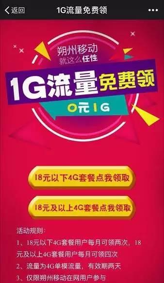【周末流量】免费1G,正在派送中...(1).jpg