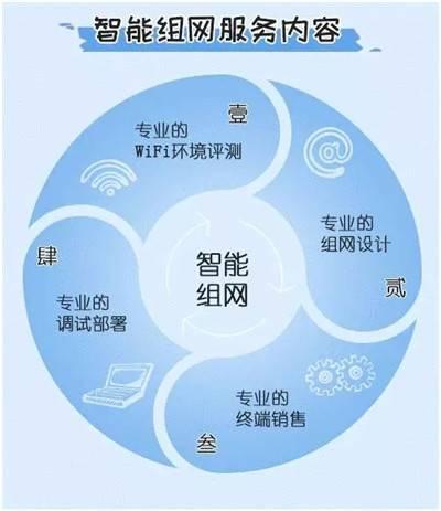 电信智能组网